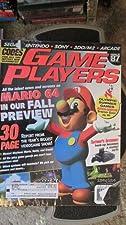 Game Players Magazine Issue 87 August 1996 Aug 1996 Mario N64 Olympics Saturn Nintendo Sega Video Games (Game Players Magazine)