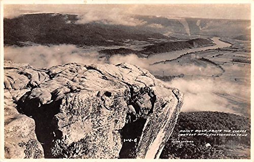 Point Rock Chattanooga, Tennessee postcard ()
