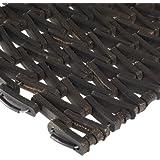 Durable Durite Tapete para entrada, para el aire libre, con eslabones de neumático reciclados