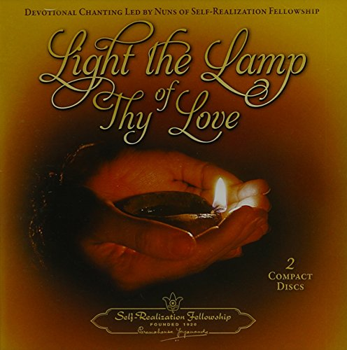 Price comparison product image Light the Lamp of Thy Love: Devotional Chanting Led by Nuns of Self-Realization Fellowship