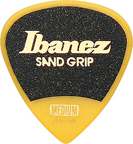 Ibanez ppa16hsgye asistente serie, arena Grip P/úas 6/unidades, 1,0/mm color amarillo
