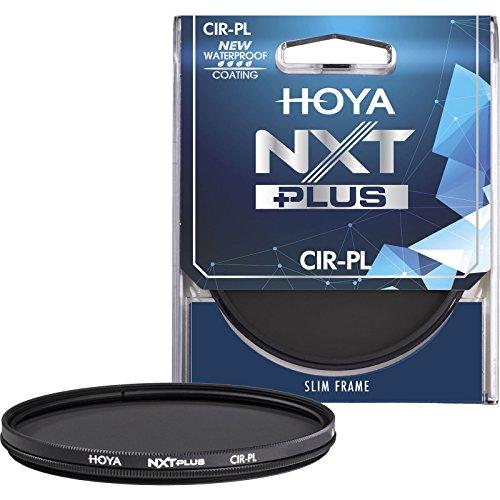 Hoya 77mm NXT Plus Circular Polarizer Slim Frame Glass ()