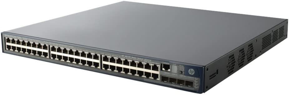 HP 5120-48G-PoE+ EI Switch with 2 Interface Slots - switch - 48 ports - managed - rack-mountable -