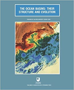 the ocean basins their structure and evolution joan brown