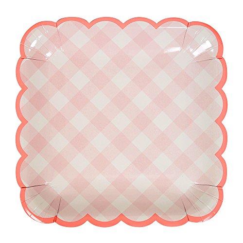 Meri Meri Pink Gingham Large