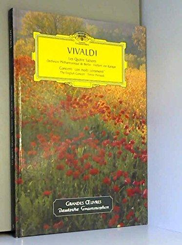 Vivaldi : Herbert von Karajan / Trevor Pinnock – Les Quatre Saisons / Concerti