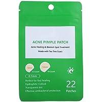 22 stks Puistje Patch Tea Tree Acne Puistje Patch Reparatie-Effectieve Vlek Litteken Verwijdering Behandeling Sticker…