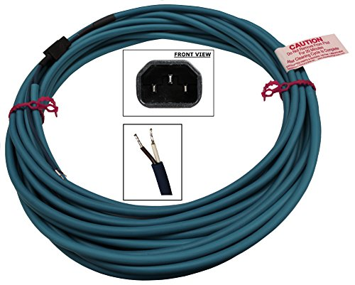 Tomcat 60 Foot Cable Assembely (Male) Replacement for Aquabot / Aqua Products P/n: 1661BK (Green) by Tomcat