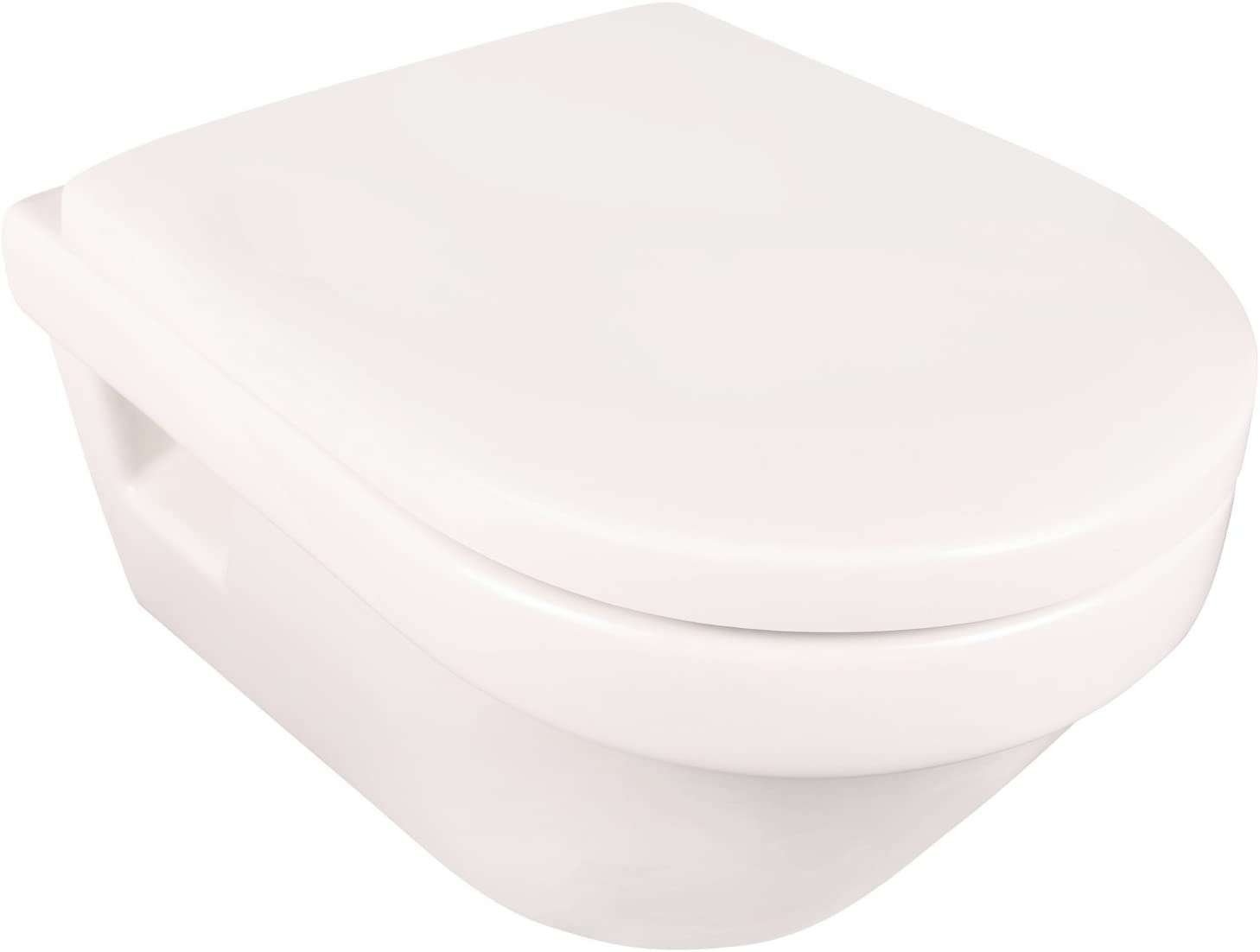 Villeroy /& Boch O.Novo Vita Wand WC erhöhter Sitz Tiefspüler directflush