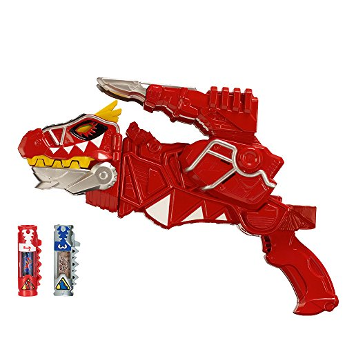 Power Rangers - Dino Charge Deluxe T-Rex Morpher
