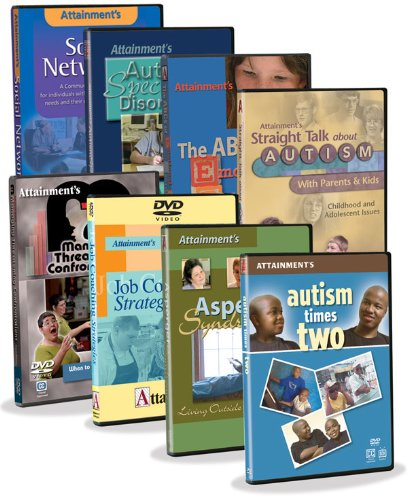 Professional Development DVD Series 8 DVD for the Special Education Professional PDF