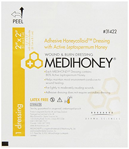 MEDIHONEY® Honeycolloid Adhesive: 2