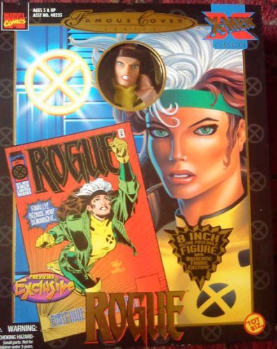 (Marvel Famous Covers Rogue 8