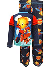 Daniel Tiger's Neighborhood Little Boys' Toddler 3-Piece Pajamas