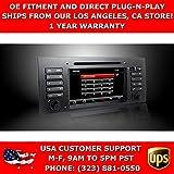 OttoNavi BM990653-DYBMNAXX BMW 01-07 E53 / X5 Multimedia En el tablero Doble Din OEM Radio de coche de repuesto