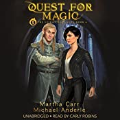 Quest for Magic: The Leira Chronicles Book 0 | Martha Carr, Michael Anderle