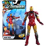 Hasbro Year 2011 Marvel Movie Series  quot;The Avengers quot; Exclusive 6 Inch Tall Action Figure -