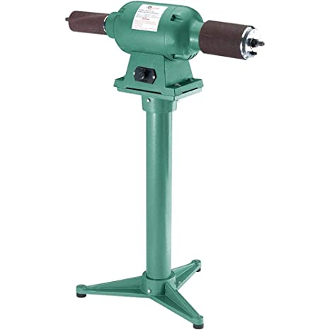 Groovy Grizzly Industrial G7120 Bench Grinder Stand Ncnpc Chair Design For Home Ncnpcorg