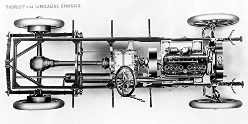 American Underslung Chassis Photo Poster