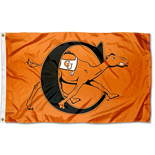 College Flags and Banners Co. Campbell Fighting Camels -