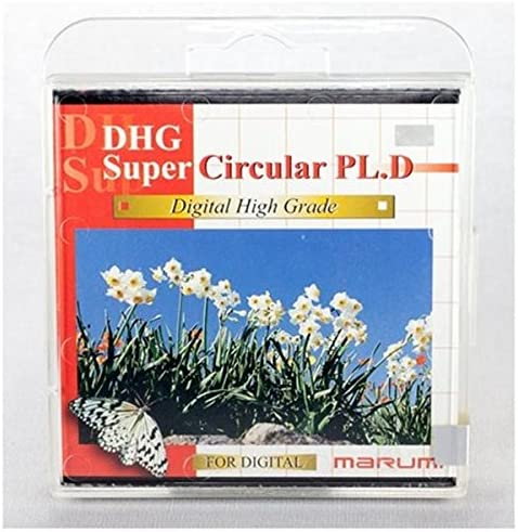 Marumi DHG Super Circular Polarizer CPL PL.D 77 77mm Filter Japan