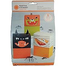 Martha Stewart Monsters Costume Treat Box Kit