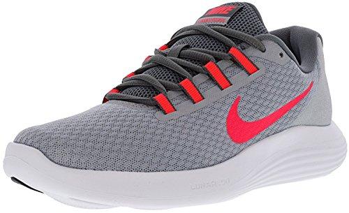 Femme Grey Nike Grey nbsp;chaussures Gris nbsp;– Sportives Red Lunarconverge cool solaire nbsp; black Wmns wolf nbsp;– fwq6Uf