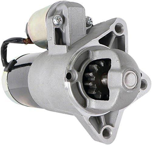 Mazda 929 3.0L 88 89 90 91 92 93 94 95 DB Electrical SMT0078 Starter