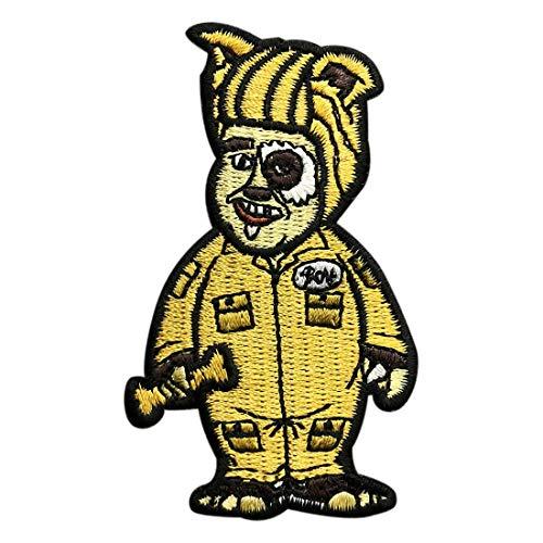 (Barf Mog Spaceballs Halloween Cosplay Costume Patch (3 inch Iron on sew)