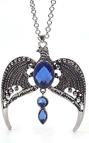Lost Diadem Horcrux Tiara Necklace Crown Pendant Necklace