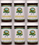 Naturessunshine JP X Supports Digestive System Herbal Combination Supplement 100 Capsules (Pack of 6)