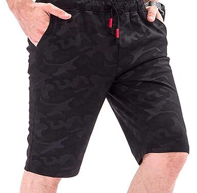 Pantalón Corto De Poliéster De Hombre Pantalón Cortos para ...