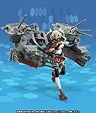 アーマーガールズプロジェクト 艦隊これくしょん -艦これ- 武蔵 全高約14cm ABS&PVC製 フィギュア