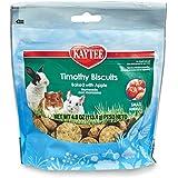 Kaytee Timothy Biscuits Baked Apple Treat, 4oz bag