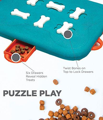 Outward Hound Nina Ottosson Dog Casino Dog Puzzle Toy Dog Game 2