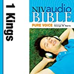 NIV Audio Bible, Pure Voice: 1 Kings | Zondervan Bibles