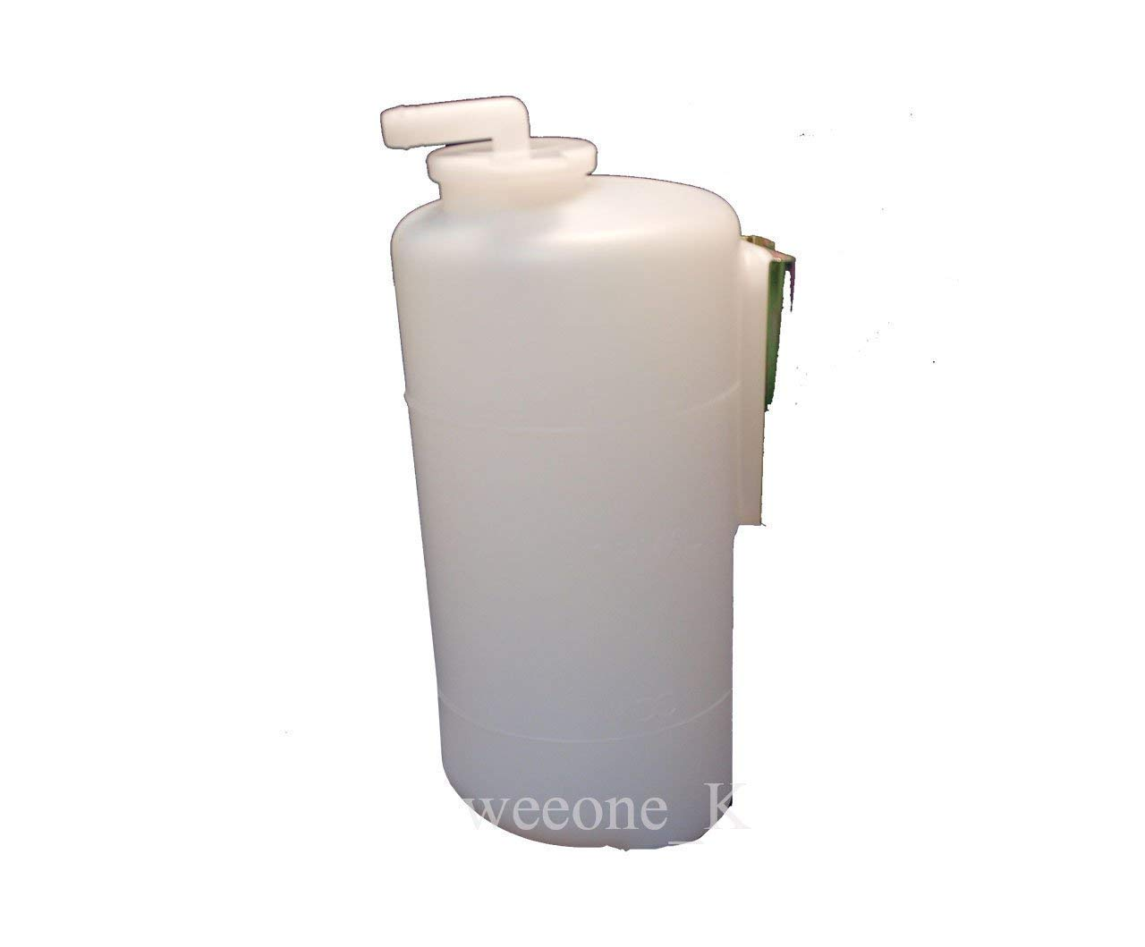 K1AutoParts Coolant Overflow Tank Recovery Bottle Expansion Reservoir with Cap Replacement for Isuzu Pickup KBZ 1985-1990