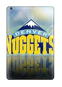 Fashionable VJpuXMW1371ETfqA Ipad Mini/mini 2 Case Cover For Denver Nuggets Nba Basketball (11) Protective Case