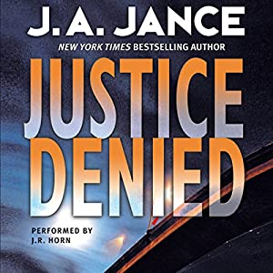 Justice Denied Audiobook
