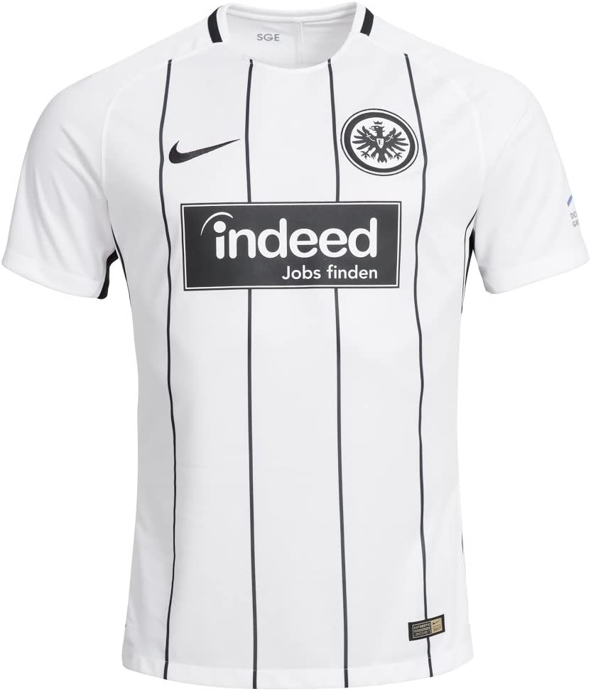 Eintracht Frankfurt 201920 Stadium Home Herren Fußballtrikot