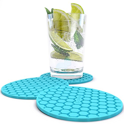 amazing-quality-drink-coaster-set-8pc-sleek-modern-design-prevents-furniture-damage-absorbs-spills-a