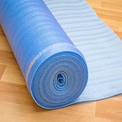 Laminate Wood Moisture Barrier 3in1 Flooring Underlayment Padding