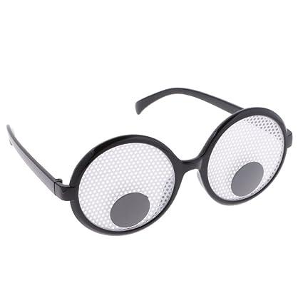 amazon com dovewill funny googly eyes eye glasses joke spectacles