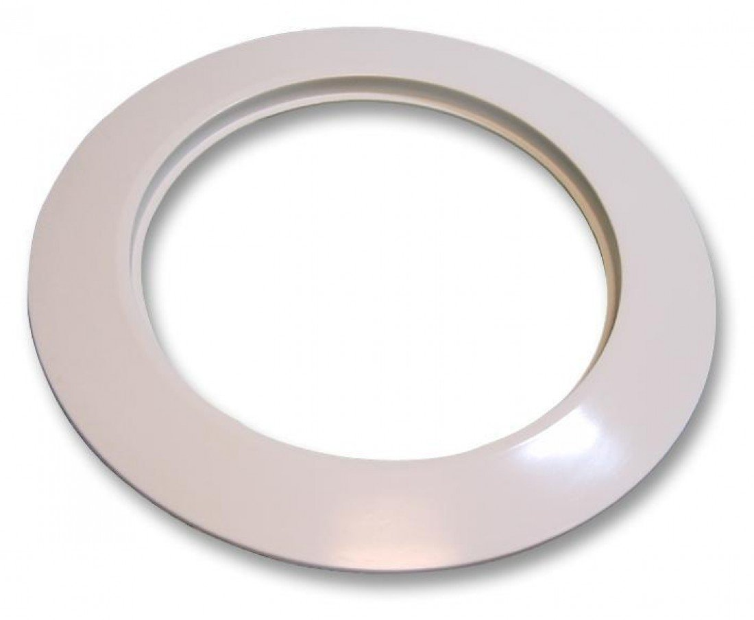 CEILING ROSE HALO(DAMA. CEIL) 1163 WHI By MK (ELECTRIC) BPSPL00078-1163 WHI