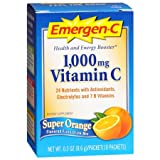 ALACER EMERGEN C SUPER ORNG 10CT, 3.1 OZ
