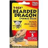 T-Rex Bearded Dragon Gourmet Food Blend, 0.4 oz.