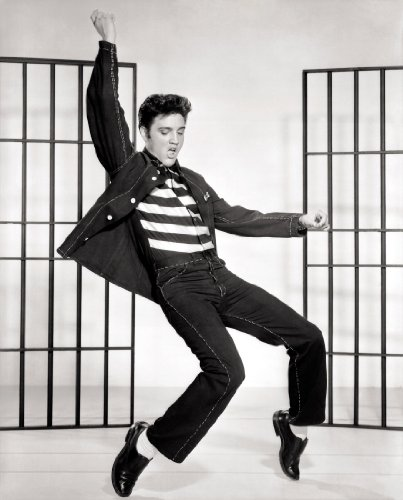 Elvis Presley Jailhouse Rock Poster Photo Rock Roll Music Posters Photos 16x20