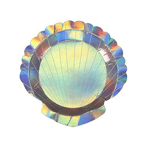 Meri Meri Shell Small Plates -