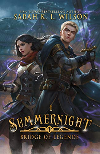 Summernight: A Tale of Fantasy and Magic (Bridge of Legends Book 1)