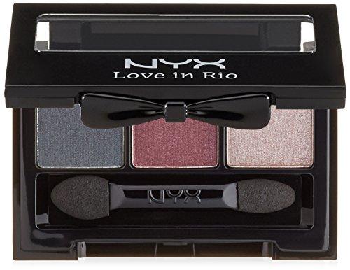 NYX Professional Makeup Love in Rio Eyeshadow Palette, En Fu